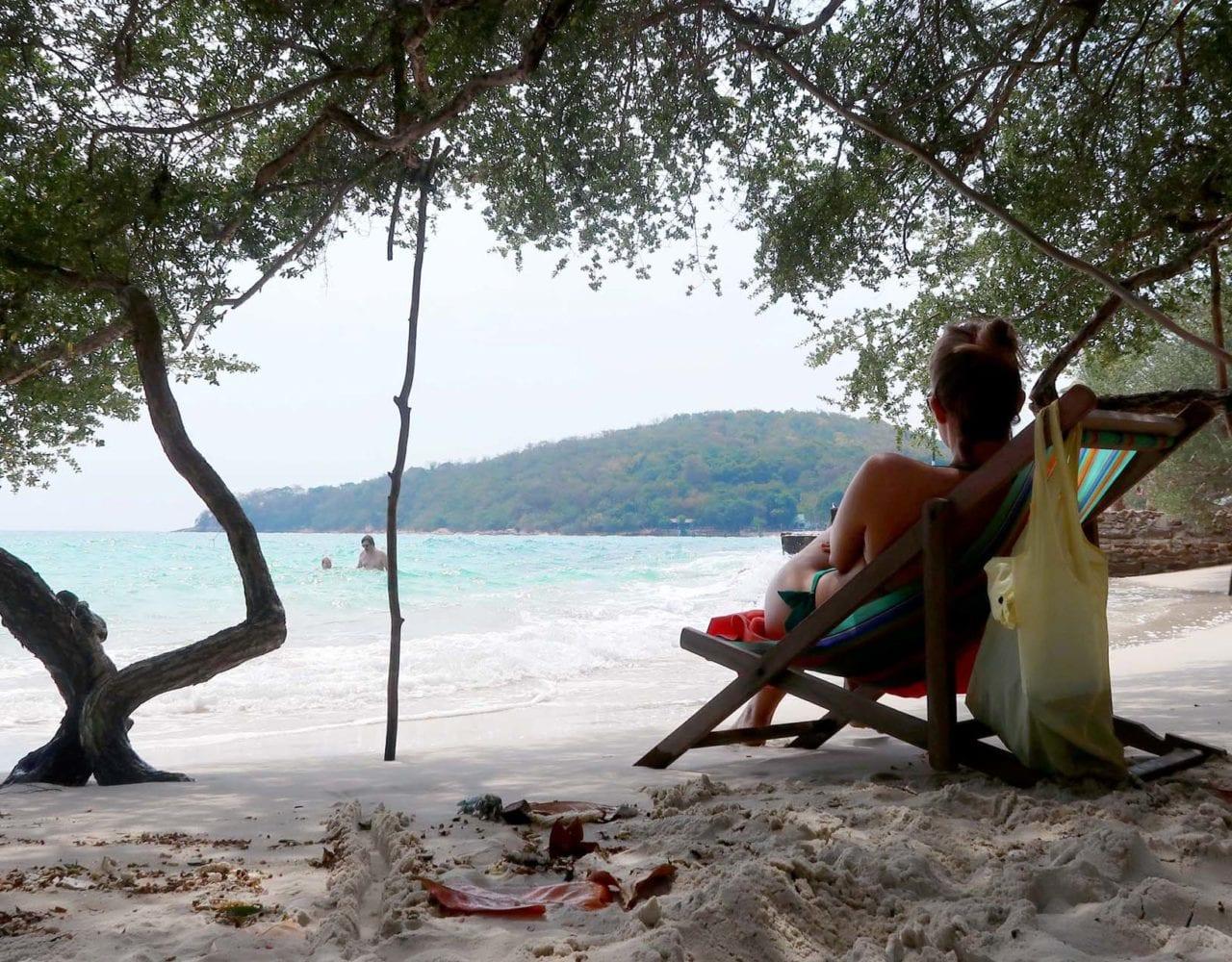 Koh Samet Insel Thailand