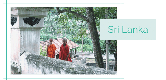 Reiseblog Reiseziele Asien Sri Lanka
