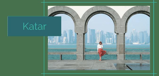 Reiseblog Reiseziele Asien Katar