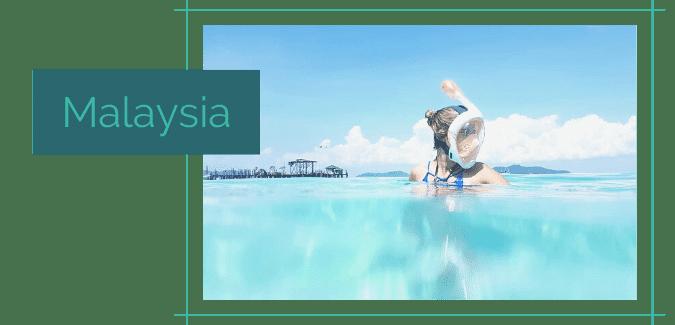 Reiseblog Reiseziele Asien Malaysia